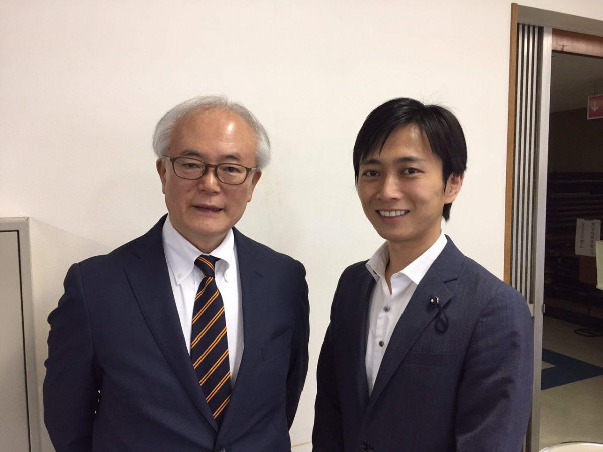 安倍政権を支えるスピーチライター、谷口智彦先生