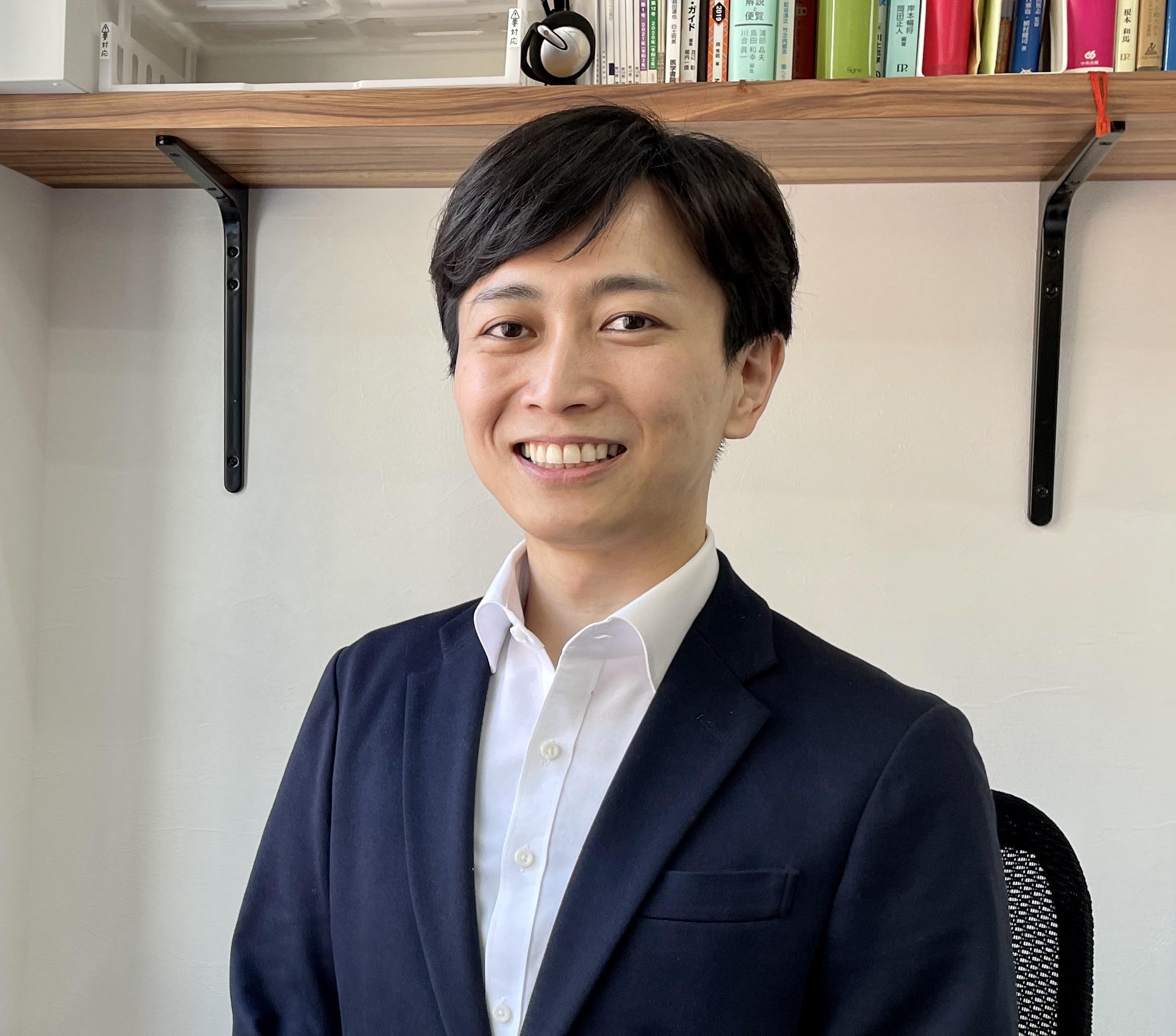 院長 清山知憲のプロフィール写真